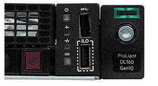 HPE ProLiant DL160 Gen10 Server detail