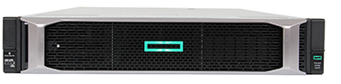 HPE ProLiant DL560 Gen10 Server front view with bezel