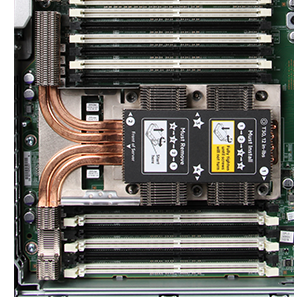 HPE ProLiant DL560 Gen10 Server Heat sink/CPU/DIMM Slots