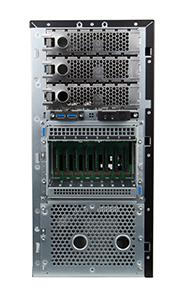 HPE ML150 Gen9 Server Tower Front with no bezel