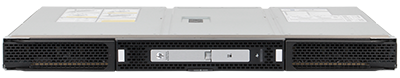 HPE Superdome X BL920s Gen9 server blade front view