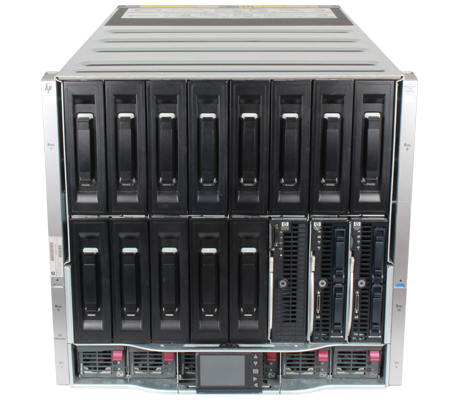 HPE BladeSystem C7000 Enclosure | IT Creations