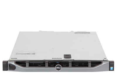Dell r430 front