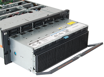 HPE DL580 Gen7 server expansion