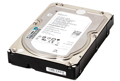 3.5-inch hard drive for the hpe dl80 g9 server