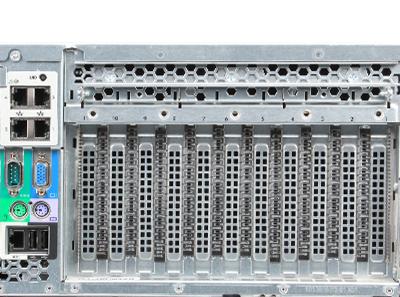 HPE DL980 Gen7 server expansion