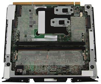 HPE ProLiant m510 server cartridge detail