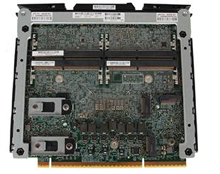 HPE ProLiant m710x Server Cartridge iLO detail