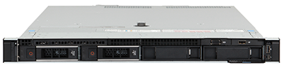 PowerEdge R440 front view