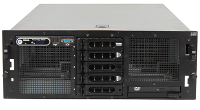 Dell PowerEdge R900 Rack Server | IT Creations