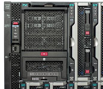 HPE Synergy 480 Gen10 in HPE Synergy 12000 Frame