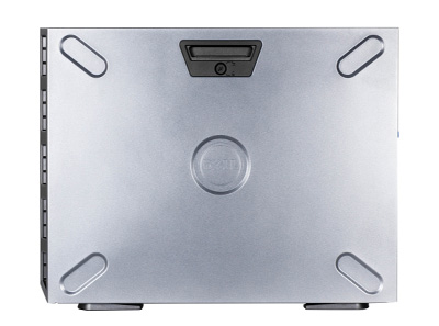 Dell T430 Tower side view with cover panel