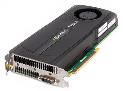 Nvidia Tesla C2075 GPU