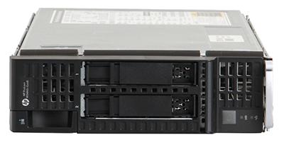 hpe ws460c gen8 server blade front elevation