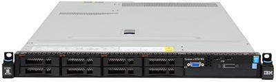 Lenovo System X3550 M4 Rack Server It Creations