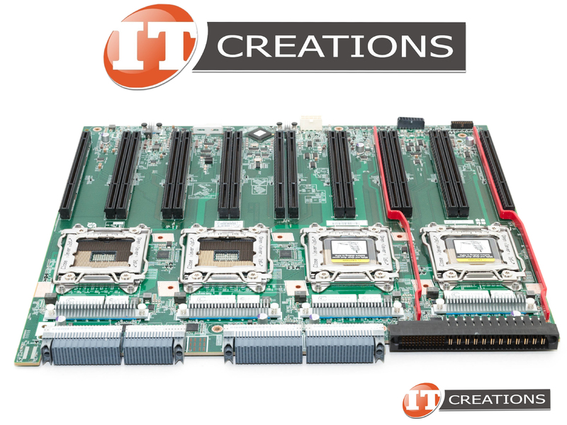 HP MOTHERBOARD FOR HP PROLIANT DL580 G8 / DL580 G9 - SYSTEM BOARD  (013605-001)