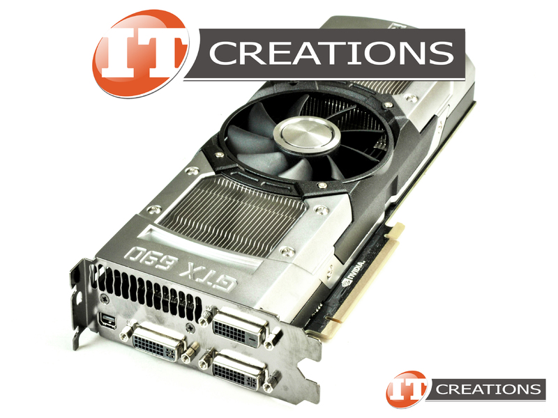 04G-P4-2690-KR EVGA NVIDIA GEFORCE GTX 690 GRAPHICS CARD 4GB
