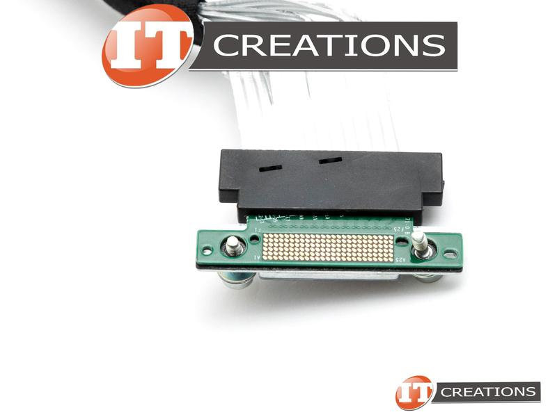 DELL DUAL MINI SAS HD CABLE FOR DELL POWEREDGE R630 - SFF-8643 1N2WK