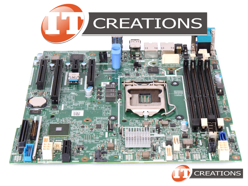 DELL MOTHERBOARD FOR DELL POWEREDGE T130 - SYSTEM BOARD (26G78)