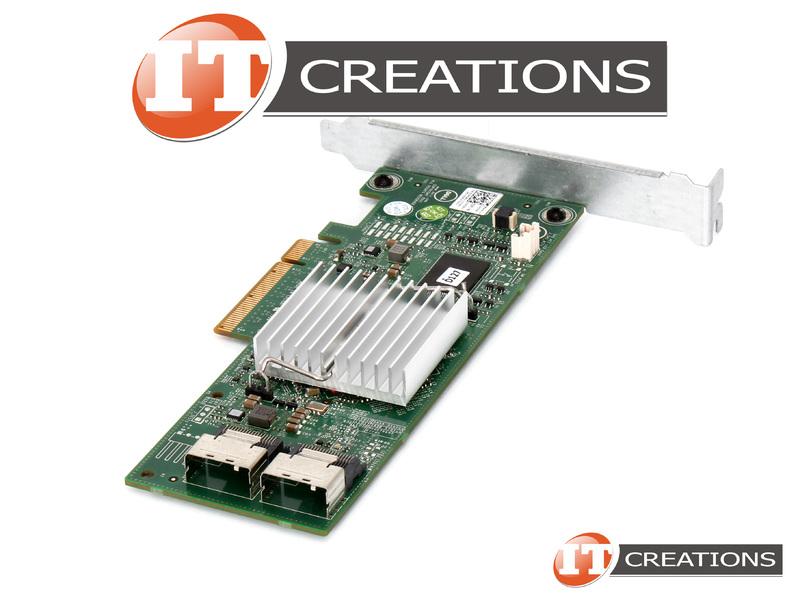 DELL RAID CONTROLLER PERC H310 6GB/S RAID CONTROLLER ADAPTER 3P0R3-HIGH P