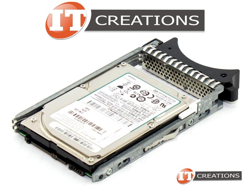 Texnite 43X0825 146GB Serial Attached SCSI SAS 2.5-inch SFF 3G 10K Hot-Plug SAS Drive for IBM 43X0825