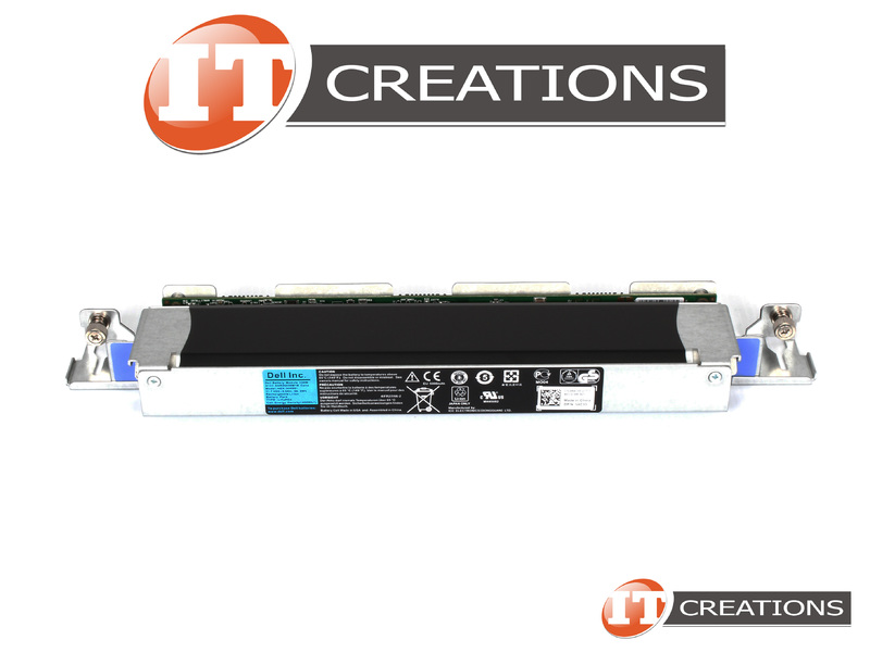 DELL 330W BATTERY MODULE FOR DELL COMPELLENT FS8600 NAS APPLIANCE - 11 7  VDC / 5 0AH / 58 5WH (54C33)