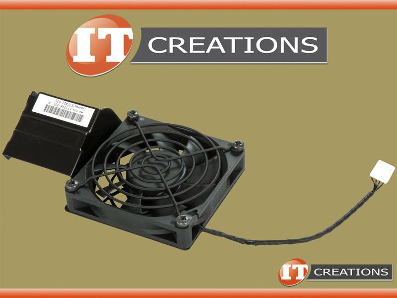 577421-001 HP FAN LIQUID COOLING FAN WITH BRACKET FOR HP Z400 WORKSTAT