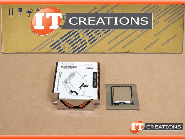 -HS22V 43W5984 2.00 GHz, 4MB L3 Cache, 80 Watts, DDR3-800 New Bulk IBM Intel Xeon Processor E5504