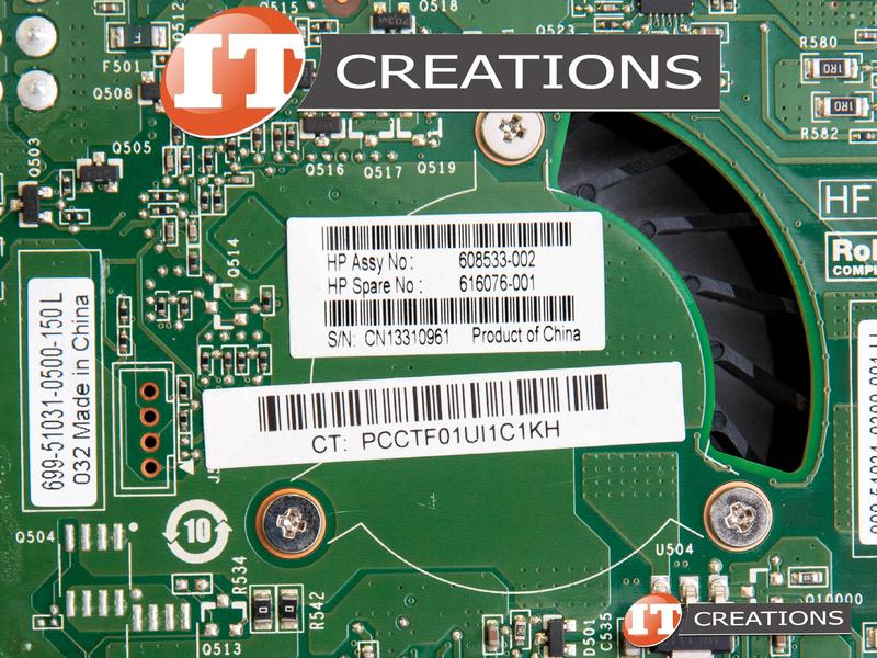 608533-002 - Refurbished - HP NVIDIA QUADRO 4000 GRAPHICS
