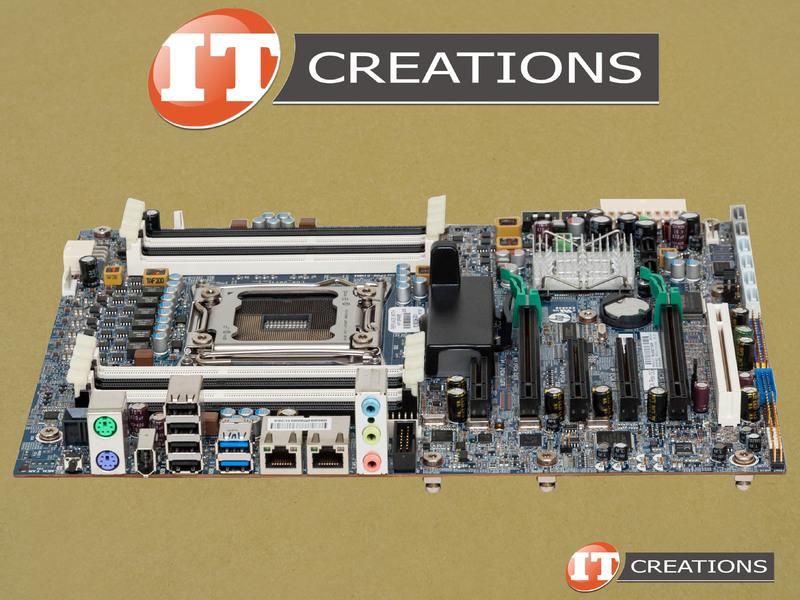 HP MOTHERBOARD FOR HP Z620 WORKSTATION - SYSTEM BOARD 619559-001