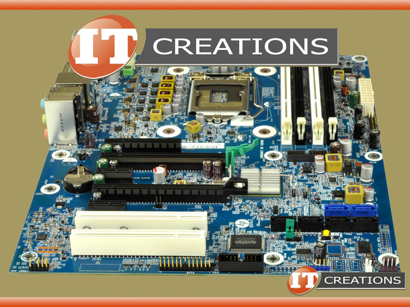 655581-001 HP MOTHERBOARD FOR HP Z220 CONVERTIBLE MINITOWER CMT WORKST