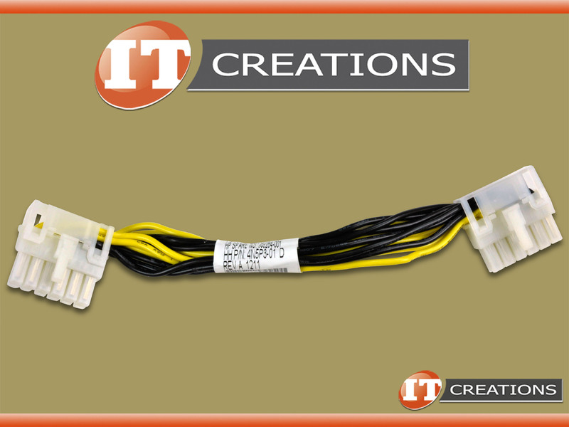 HP 12 PIN POWER CABLE FOR HP PROLIANT SL230S G8 SL250S G8 669284-001