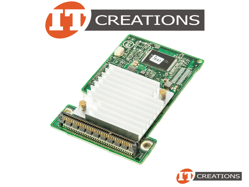 DELL RAID CONTROLLER H310 6GB/S MINI BLADE PERC FOR DELL M520 M620 M820  69C8J