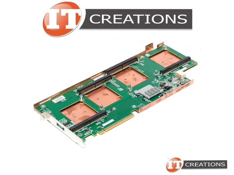 HP PCA MULTI MXM PCI RISER BOARD FOR HP PROLIANT WS460C G8 716553-001