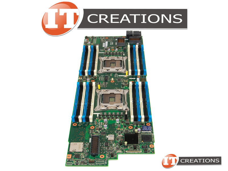CISCO MOTHERBOARD FOR CISCO UNIFIED COMPUTING SYSTEM UCS B200 M4 BLADE  SERVER NEW - SYSTEM BOARD ( 2 ) TWO FCLGA2011-3 SOCKETS ( 24 ) TWENTY FOUR  DIMM