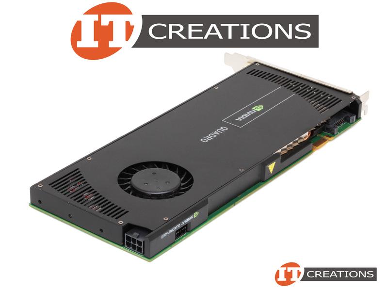 731Y3 - Refurbished - DELL NVIDIA QUADRO 4000 GRAPHICS CARD