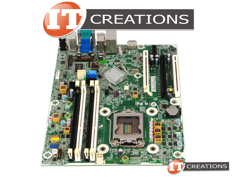 748612-001 HP MOTHERBOARD FOR HP RP5 RETAIL SYSTEM MODEL 5810 - SYSTEM