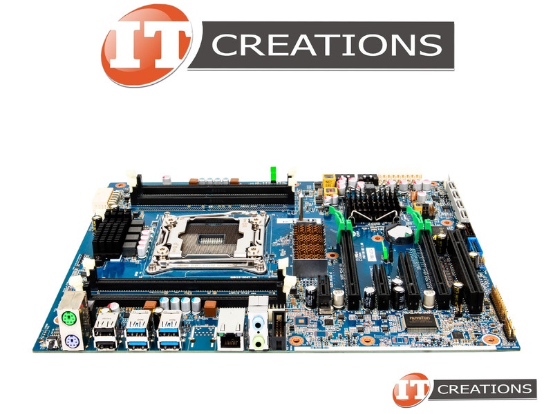 HP MOTHERBOARD FOR HP Z640 WORKSTATION - SYSTEM BOARD 761512-001