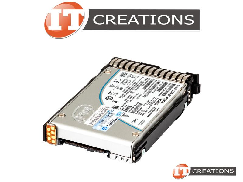 HP 800GB NVME PCIE 2 5 SFF ENTERPRISE MU LE SC2 SOLID STATE DRIVE SSD  765036-B21