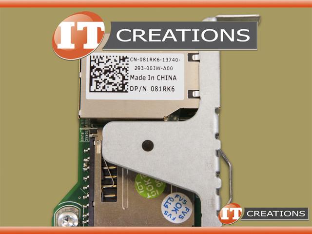 81RK6 DELL IDRAC7 ENTERPRISE INTEGRATED REMOTE ACCESS CARD FOR DELL PO