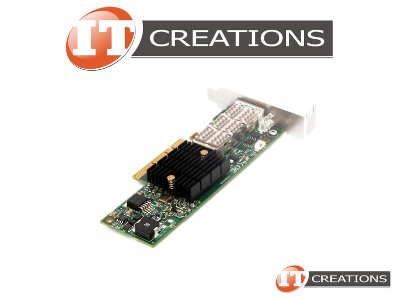IBM 81Y1531 1PORT MELLANOX CONNECTX 2 VPI QSFP QDR IB//10GB PCIE 2.0 HCA