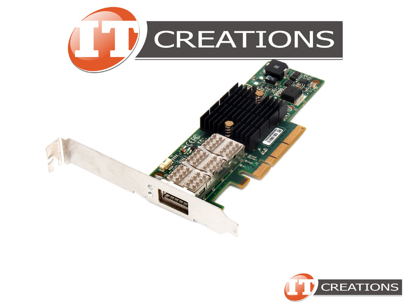 IBM MELLANOX CONNECTX-2 VPI QDR 1P 40GB/S HOST CHANNEL ADAPTER 81Y1533-HIGH  P
