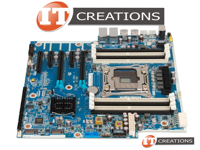 HP MOTHERBOARD FOR HP Z4 G4 WORKSTATION - SYSTEM BOARD COMPATIBLE WITH  INTEL XEON W SERIES ( 1 ) ONE CPU SOCKET ( 8 ) EIGHT DIMM SLOTS ( 2 ) TWO  PCI-E