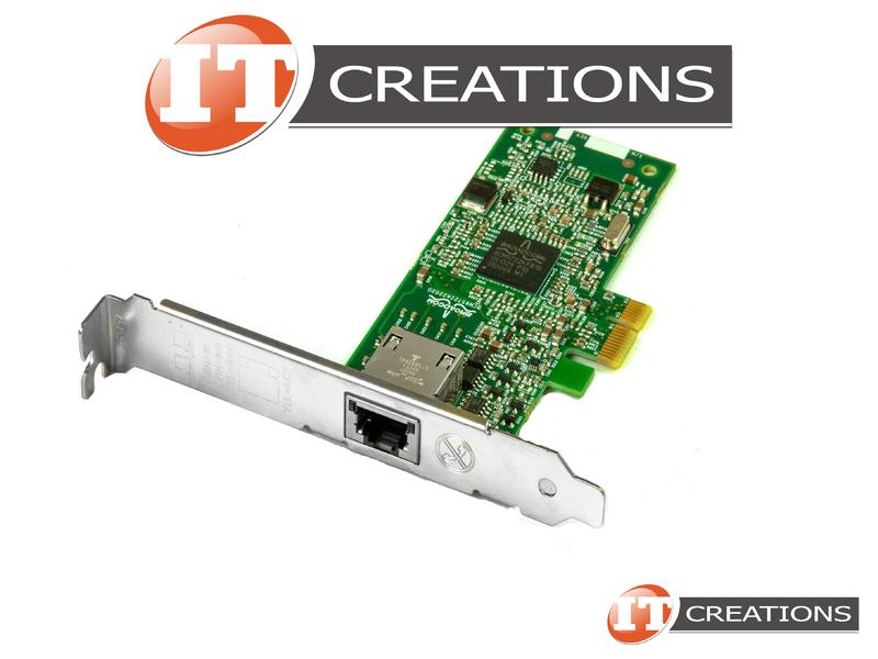 DELL / BROADCOM 5722 GIGABIT NIC 1GBE PCI-E X1 9RJTC-HIGH P