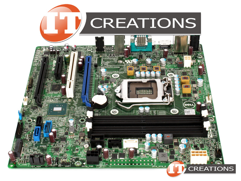9WH54 DELL MOTHERBOARD FOR DELL PRECISION TOWER 3620 - SYSTEM BOARD