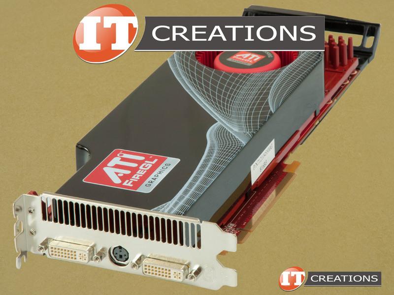 ATI FIREGL V8600 AMD ATI FIREGL V8600 GRAPHICS CARD 1GB 320 SHADER PRO