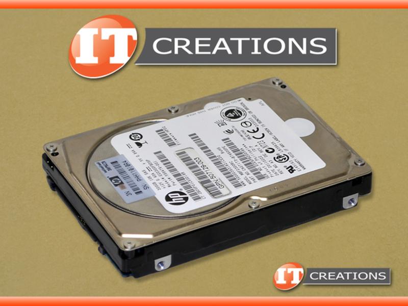 HP 490585-001 300GB 3G 10K RPM SFF 2.5/'/' SATA MDL HDD HARD DRIVE