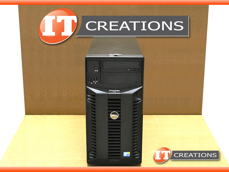 DELL T410 3 5 NHP HD NHP PS - Used - DELL POWEREDGE T410 3 5 NON HOT