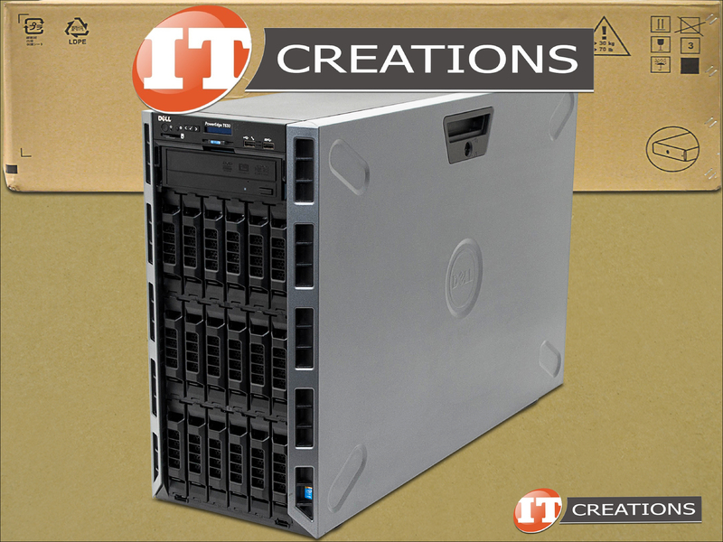 DELL POWEREDGE T630 TOWER 3 5 INCH LFF 18 BAY DELL T630 3 5 TOWER 18BAY