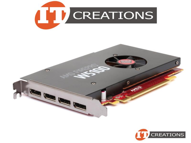 FIREPRO W5100-DELL - Refurbished - AMD FIREPRO W5100